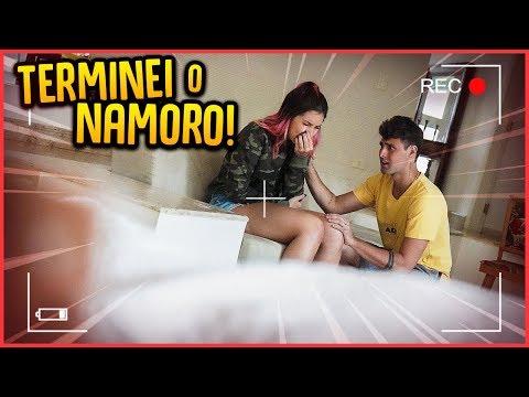 TERMINEI COM MINHA NAMORADA NO DIA DOS NAMORADOS!! - TROLLANDO NAMORADA [ REZENDE EVIL ]
