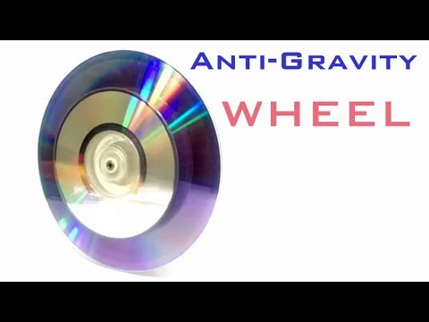How To Make Anti Gravity Wheel At Home | Indian LifeHacker