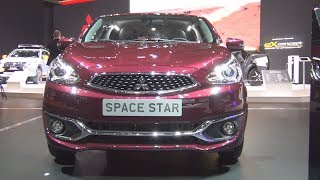 Mitsubishi Space Star Style (2016) Exterior and Interior