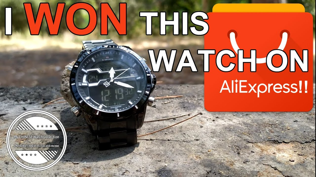 WIN FREE WATCHES (and other stuff) On AliExpress | How To Use Ali Express Freebies