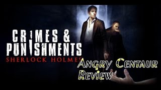 Sherlock Holmes: Crimes and Punishment Review (PC)