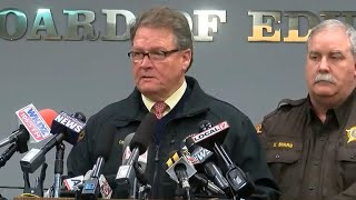 Officials give update on Kentucky high school shooting