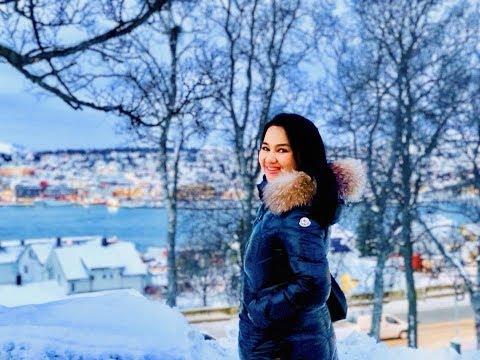 ครูอ้อย Live from Tromso Norway