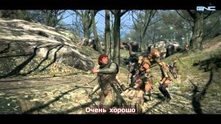 Dragon's Dogma Pawn Trailer (На русском)