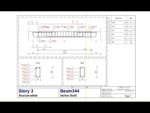 Lesson# 9: Designing a Beam in Autodesk Robot Structural Analysis