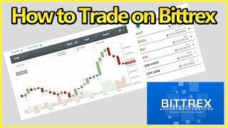 How to trade Cryptocurrencies on Bittrex - Step by Step Tutorial