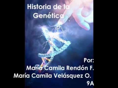 historia de la genetica youtube On caracteristicas de la piscicultura