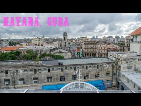 Royal Caribbean Havana, Cuba Walking Tour