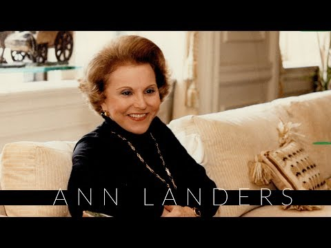 How do I ensure my children will become successful? Ann Landers