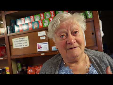 Ronan Kelly's Ireland:  Shopping With Iris, Kinnitty, County Offaly