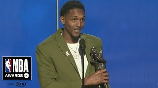 Lou Williams Wins Sixth Man of the Year | 2019 NBA Awards