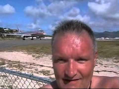 St Maarten - Princess Juliana Airport Maho Beach