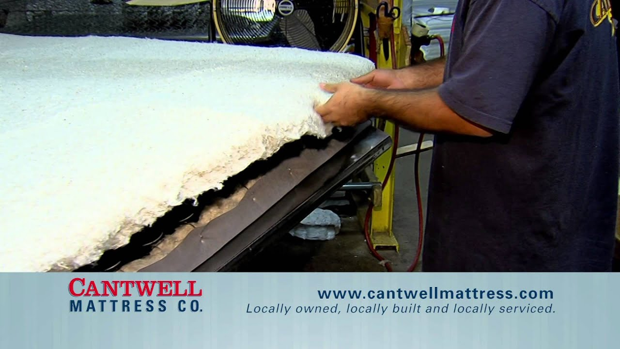 The Cantwell Mattress Story