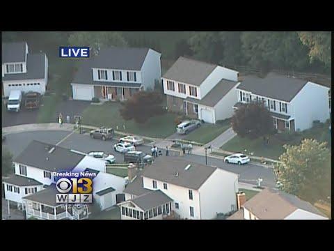 Female Officer Killed In Baltimore County; Manhunt Underway