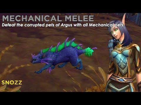 Snozz - Mechanical
