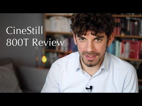 CineStill 800T Film Review (35mm)
