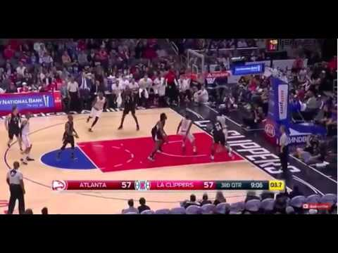Atlanta Hawks vs LA Clippers | Full Game Highlights | March 5, 2016
