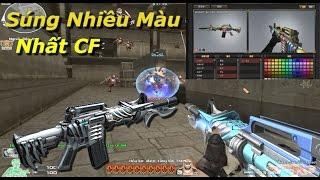 Bình Luận CF : M4A1-S Prism Beast - Tiến Xinh Trai Zombie V4