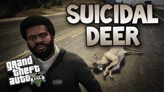 Suicidal Deer (GTA V)