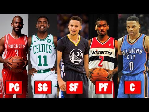 The 5 Best Possible Teams If Every Player in It Played the Same Position
