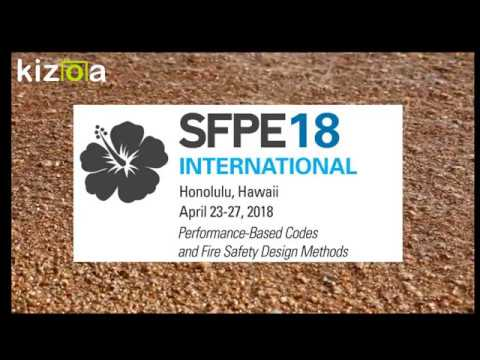SFPE 12th International Conference