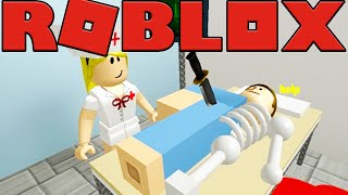 CAN I CURE THE ZOMBIE APOCALYPSE - ROBLOX HOSPITAL TYCOON
