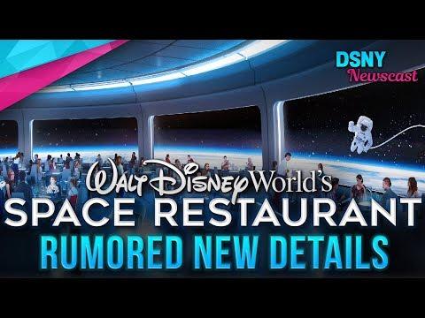 EPCOT's Space Restaurant NEW Rumored Details at Walt Disney World  Disney   71918