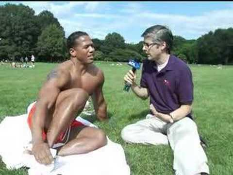 Mo Rocca - Summertime and the Tanning is Easy