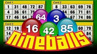Nine Balls Bingo -  Android Game