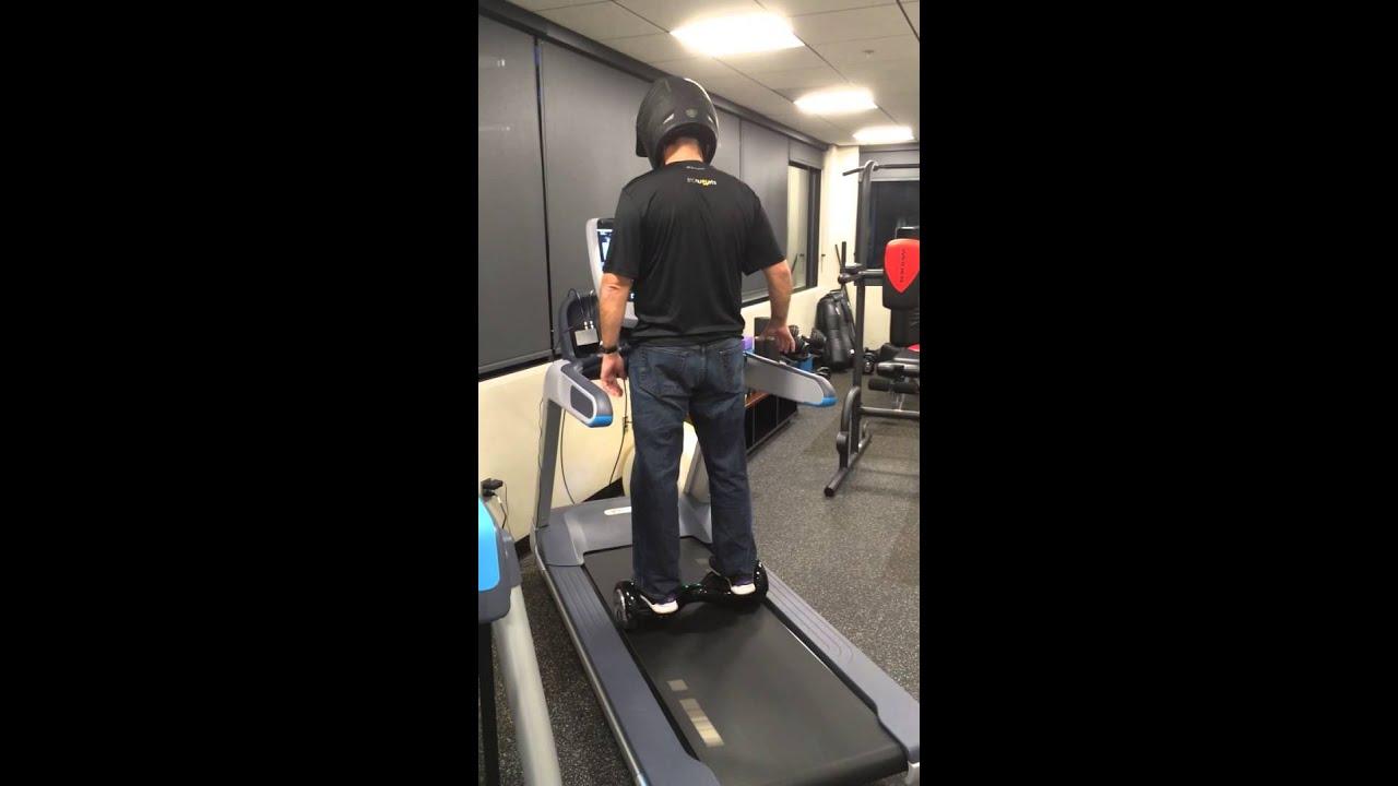 hoverboard fail treadmill crash test youtube. Black Bedroom Furniture Sets. Home Design Ideas