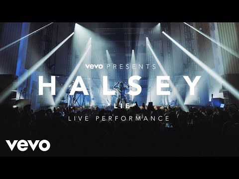 Halsey - Lie Vevo Presents