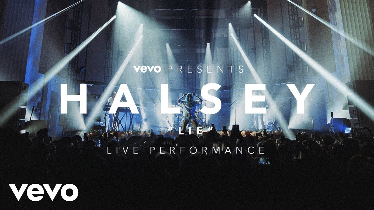 Halsey - Lie (Vevo Presents)
