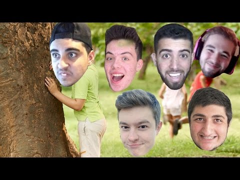 THE SQUAD PLAYS HIDE AND SEEK! #7