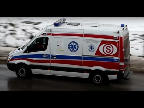Mercedes Benz - Ambulans S - PR Bełżyce - Alarmowo | FSV AS-380