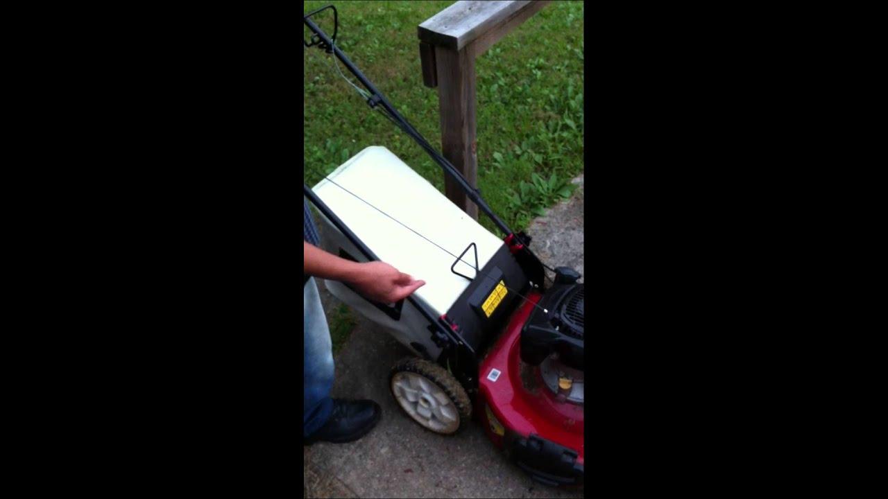 Best Toro Self Propelled Lawn Mower Review Repair Youtube