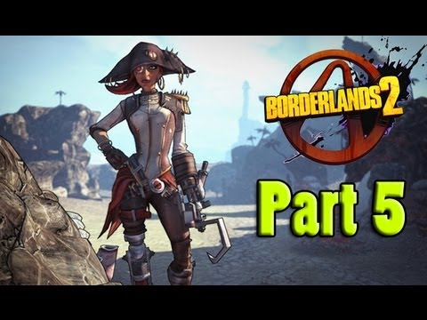 Borderlands 2 DLC Captain Scarlett   Episode 5   With Mike and Jason  
