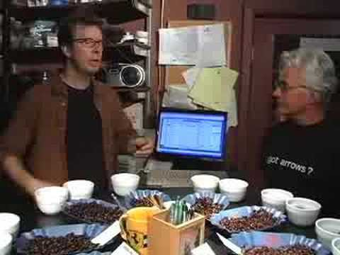 How To Do A Coffee Cupping, Chapter 1