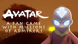 The Unofficial Avatar Game With Millions of Admirers