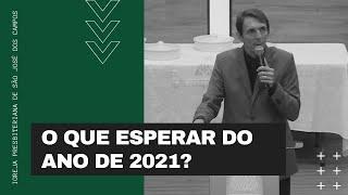 O que esperar do ano de 2021? | 03/01/21