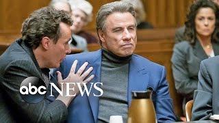 The Life and Death of John Gotti | John Travolta Interview
