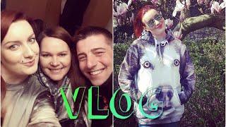 VLOG: wizyta Aggie i Operatora | gadające zwierzęta | bluza z ALOHA FROM DEER | KaRiWitch