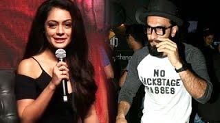Anya Singh Wants To Romance Ranveer Singh   YRF New Talent