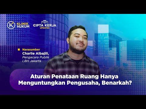 Penataan Ruang di Indonesia Pasca UU Cipta Kerja dan Masalahnya