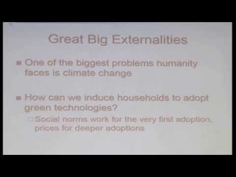 Prof. John A. List - Using Field Experiments to Make the World a Better Place