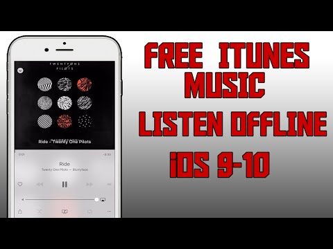 HOW TO DOWNLOAD FREE MUSIC FOR IOS 9.3.2- 9.3.3 | FREE ITUNES MUSIC | CACHE MUSIC OFFLINE |