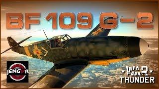 War Thunder Premium Review: Bf 109 G-2 [Romanian Beast!]