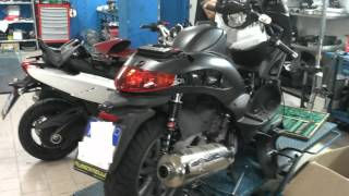 beverly 500 tuning by moscatellimoto roma