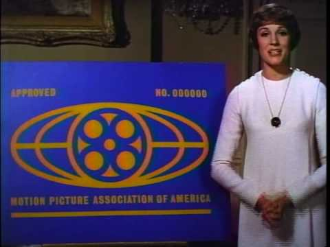 Julie Andrews Explains the MPAA Ratings System