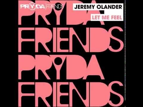 Download Jeremy Olander - Let Me Feel (Intro Mix)
