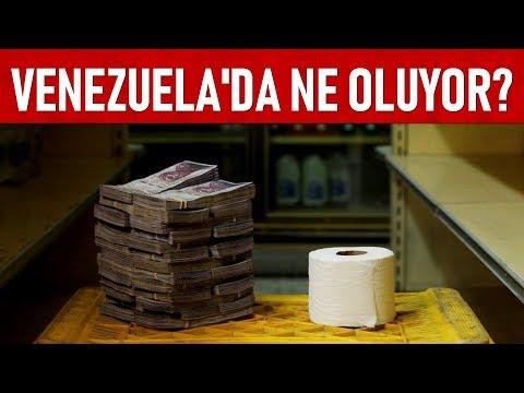 VENEZUELA'DA NELER OLUYOR? BİR ÜLKE NASIL BATTI?